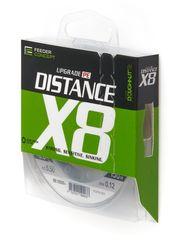 Леска плетёная Feeder Concept DISTANCE X8 150 м, 0.12 мм