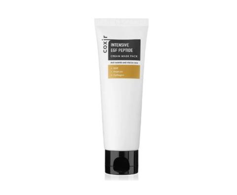 Маска для лица регенерирующая Coxir Intensive EGF Peptide Cream Mask Pack
