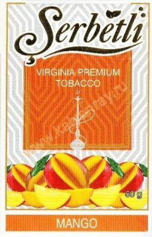 Serbetli Mango