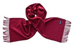 Шерстяной шарф, мужской фуксия 29002