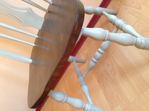 Стол Bergamo 90+30 см