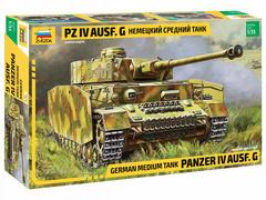 Немецкий средний танк T-IV G