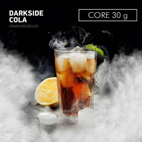 Табак Dark Side 30 г Core Darkside Cola