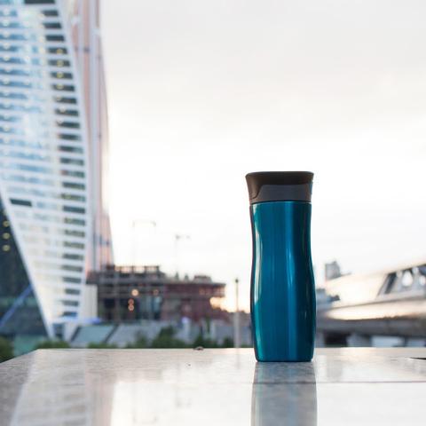 Термокружка El Gusto Berry (0,47 литра), синяя