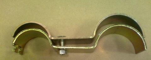 26446419 Кронштейн трубный (восьмерка) 64 х 50 мм
