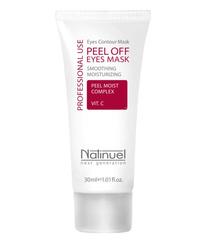 Маска для кожи вокруг глаз (Natinuel | Peel Off Eyes Mask), 30 мл