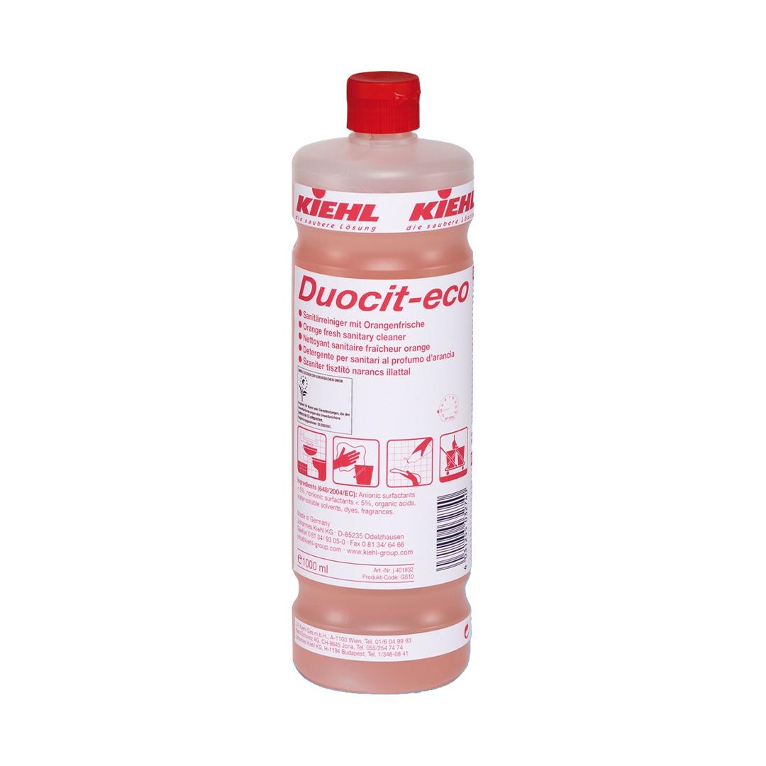 Kiehl Duocit-eco Кислотное средство для уборки санитарных помещений 1 л.