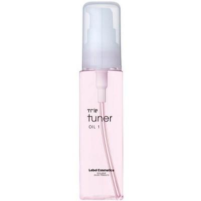 Lebel Trie Tuner: Сухое шелковое масло для волос (Oil 1), 60мл