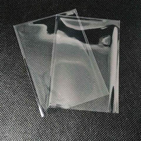 Пакет прозрачный без рисунка объем,122 (22х15х3)