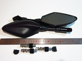 Зеркала Yamaha MT25 MT03 MT09 MT07 FZ07 FZ09 FZ10 FJ09