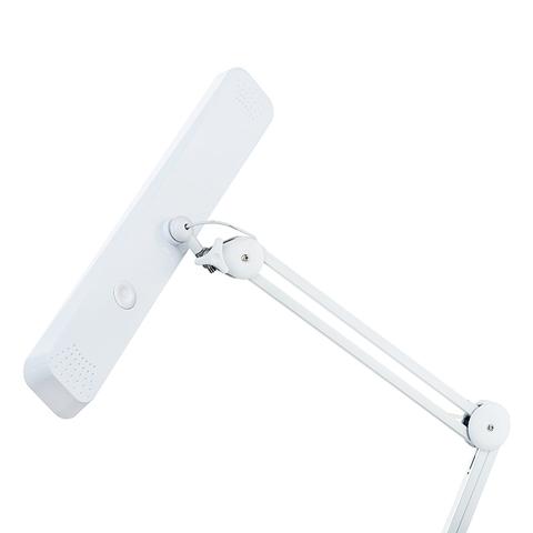 Лампа светодиодная Smart Bright на струбцине, белая