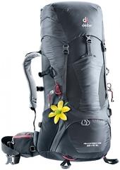 Deuter Aircontact Lite 35+10 Sl Graphite-Black - рюкзак туристический