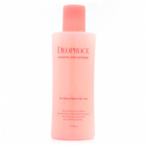 Deoproce Essential Skin Softener 380ml