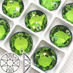 Стразы пришивные купить в интернет-магазине Sphinx, Xirius ярко-зеленые