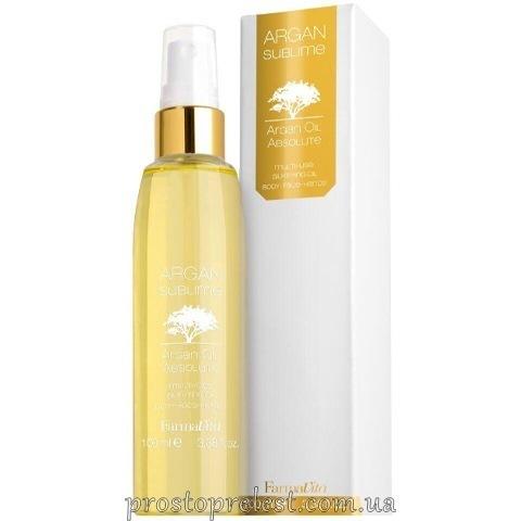 Farmavita Argan Sublime Elixir - Еліксир для тіла, обличчя та рук