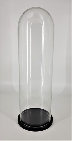 Стеклянная колба (Колпак, клош, купол, ваза, цилиндр) 50*16 см