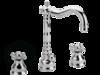 Смеситель для раковины на 3 отв. Migliore Revival ML.REV-412