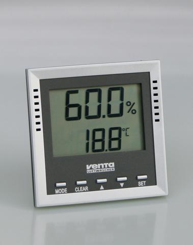 Термогигрометр VENTA