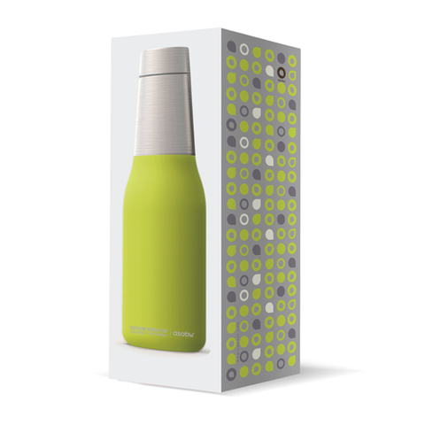 Термобутылка Asobu Oasis (0,59 литра), серая