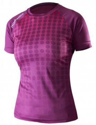 Футболка Noname Sublima 13, violet/pink, wo's