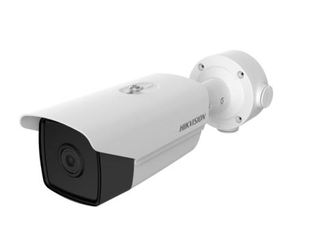 Тепловизионная цилиндрическая камера Hikvision DS-2TD2117-6/V1