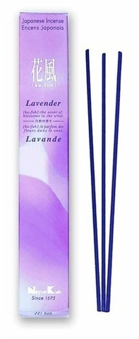 Японские благовония KF Lavender 50шт