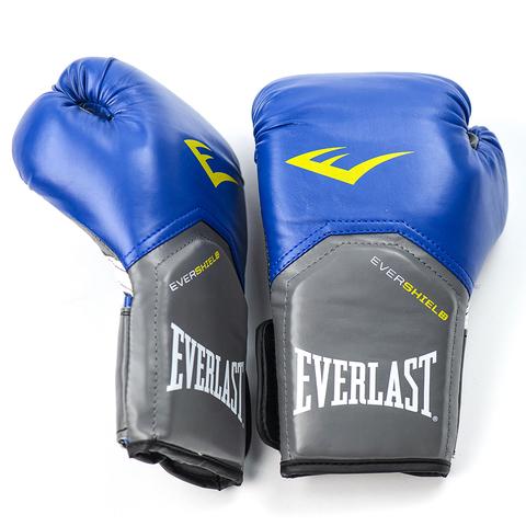 Перчатки боксерские Pro Style Elite Everlast синие