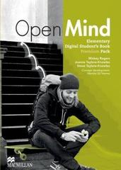 Open Mind Elementary Digital Student's Book Pre...