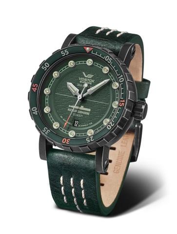 Часы наручные Восток Европа Субмарина SSN571 NH35/571F608
