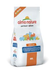 Сухой корм Almo Nature Holistic Adult Cat White Fish&Rice
