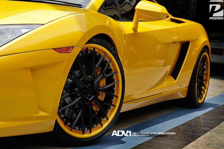 ADV.1 ADV10.0 Track Spec (SL Series)