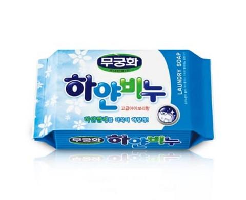 Мыло хозяйственное отбеливающее Laundry Soap (Mukunghwa)