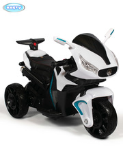 Электромотоцикл Barty M777AA белый