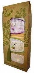 Мыло и пемза в подарочной упаковке от  Minoan Life