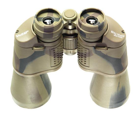 Резиновые наглазники бинокля БПЦ 16x50, камуфляж