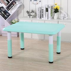 Пластиковый регулируемый прямоугольный стол 60х80
