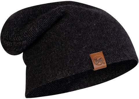 Вязаная шапка Buff Hat Knitted Colt Graphite фото 1