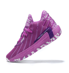 adidas Dame 7 'Purple/White'