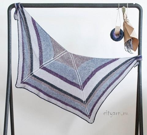 Набор для вязания шали