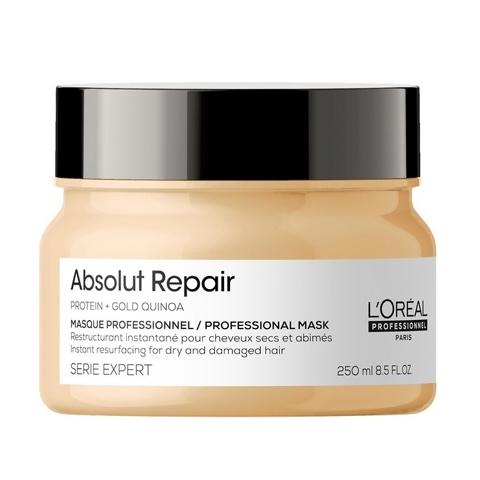 L'Oreal Professionnel Absolut Repair: Маска для восстановления волос с кремовой текстурой (Absolut Repair Masque), 250мл/500мл