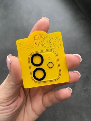Стекло защитное на камеру iPhone 12 (6.1) /clear/