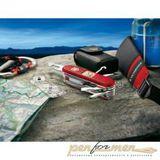 Набор путешественника Victorinox Expedition Kit 1.8741.AVT (нож+фонарь+компас+чехол)
