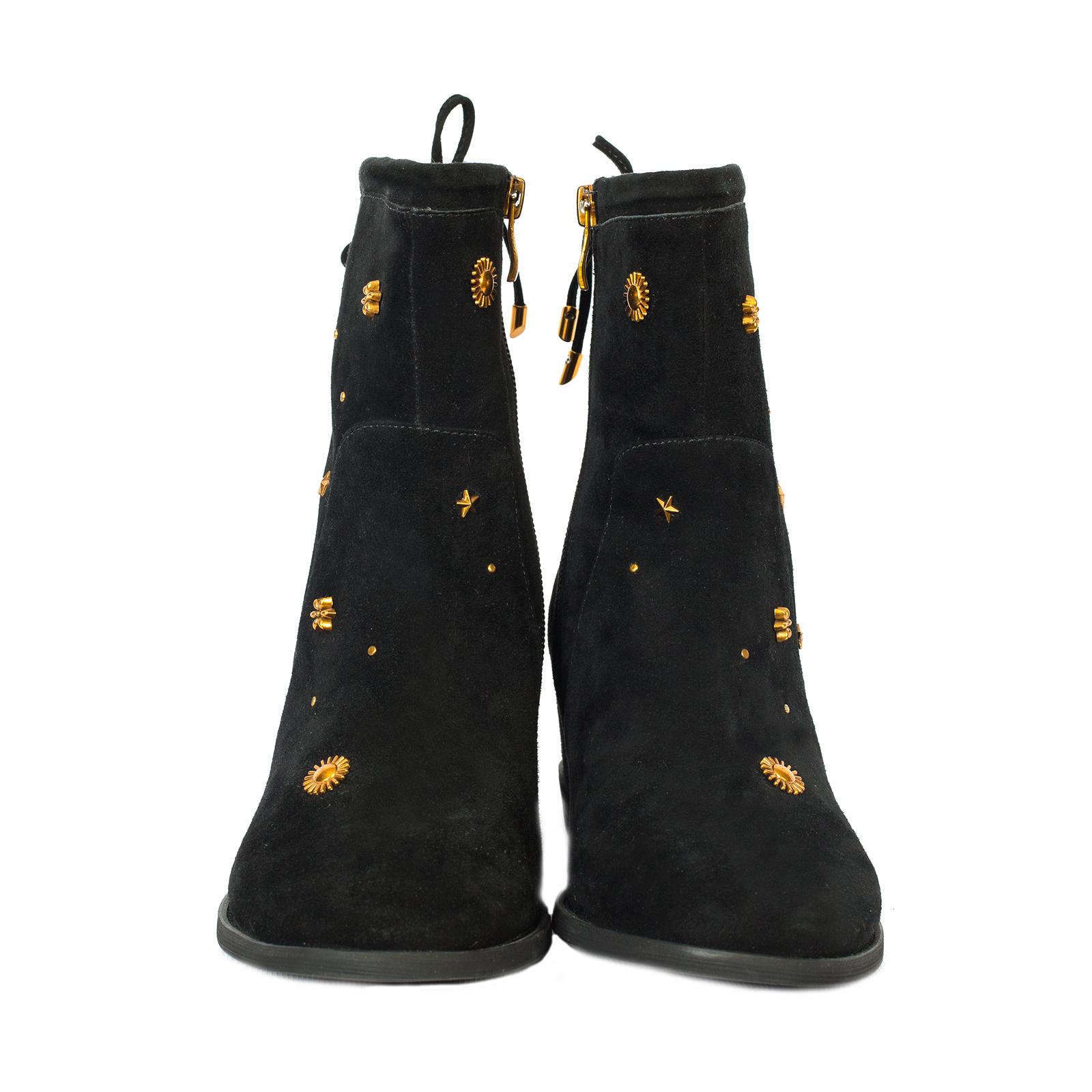 Ботинки, Ballerina, Beatris (черный)