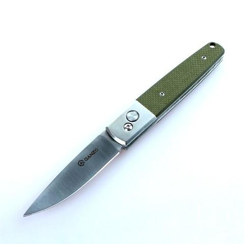 Нож Ganzo G7211 зеленый