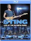 Sting ‎/ Live At The Olympia Paris (Blu-ray)