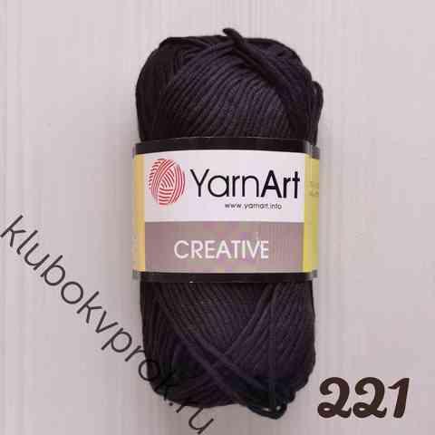 YARNART CREATIVE 221,