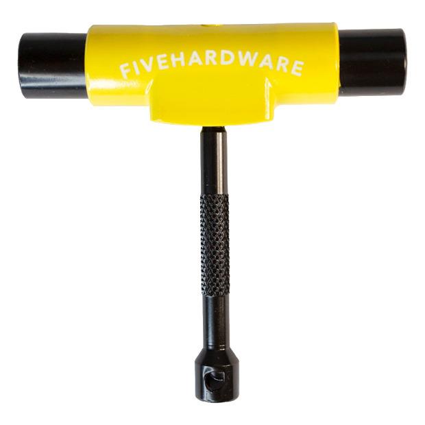 Ключ для скейта (скейт тул) FIVE HARDWARE Smart Tool (Yellow)