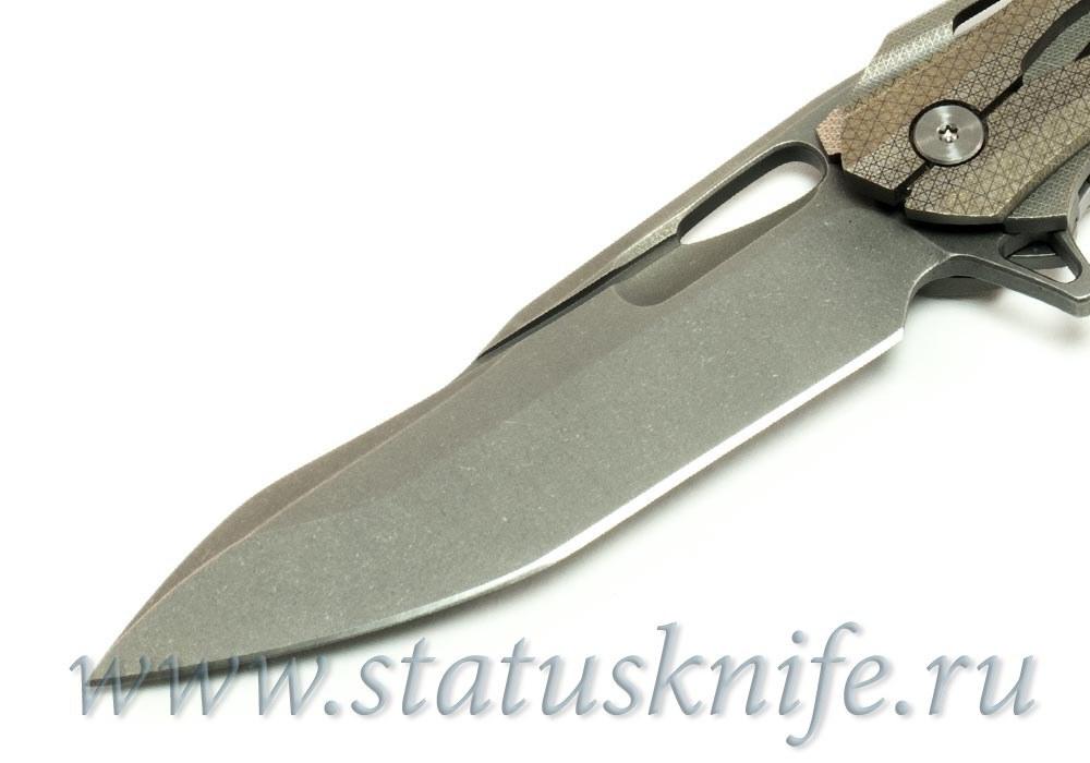 Нож CKF Кастом GEOMCUT Десептикон-1 А.Коныгин - фотография