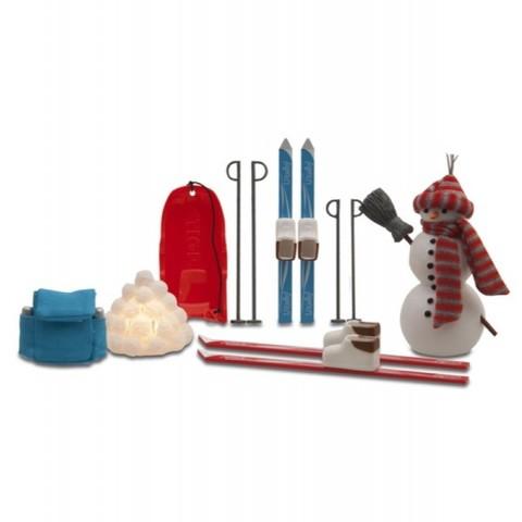 Аксессуары для домика Смоланд Зимний набор для отдыха
