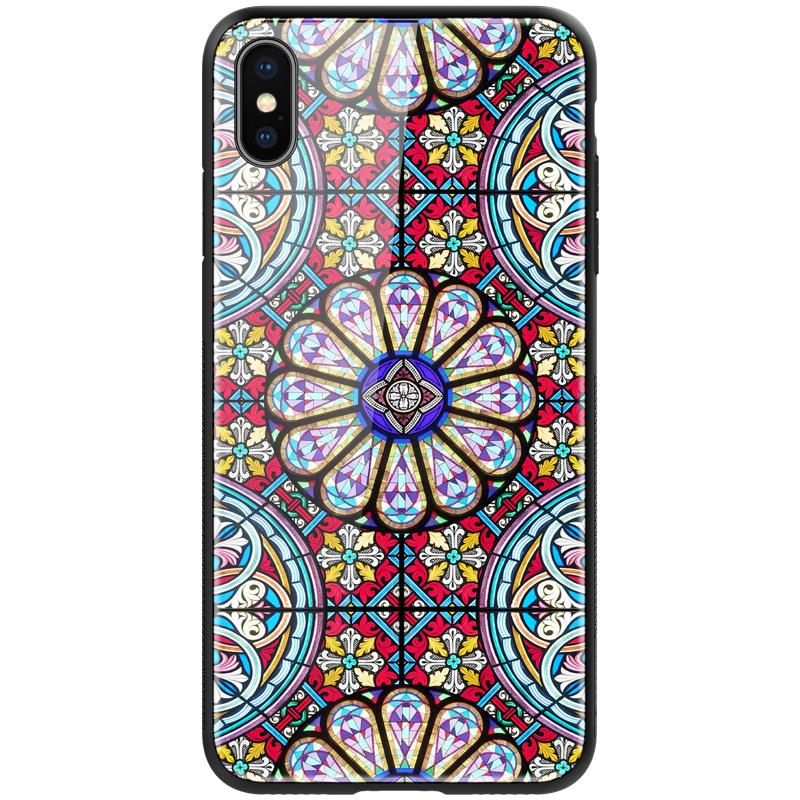 Чехлы Чехол Nillkin Dreamland case для Apple iPhone Xs Max 梦璃1.jpg